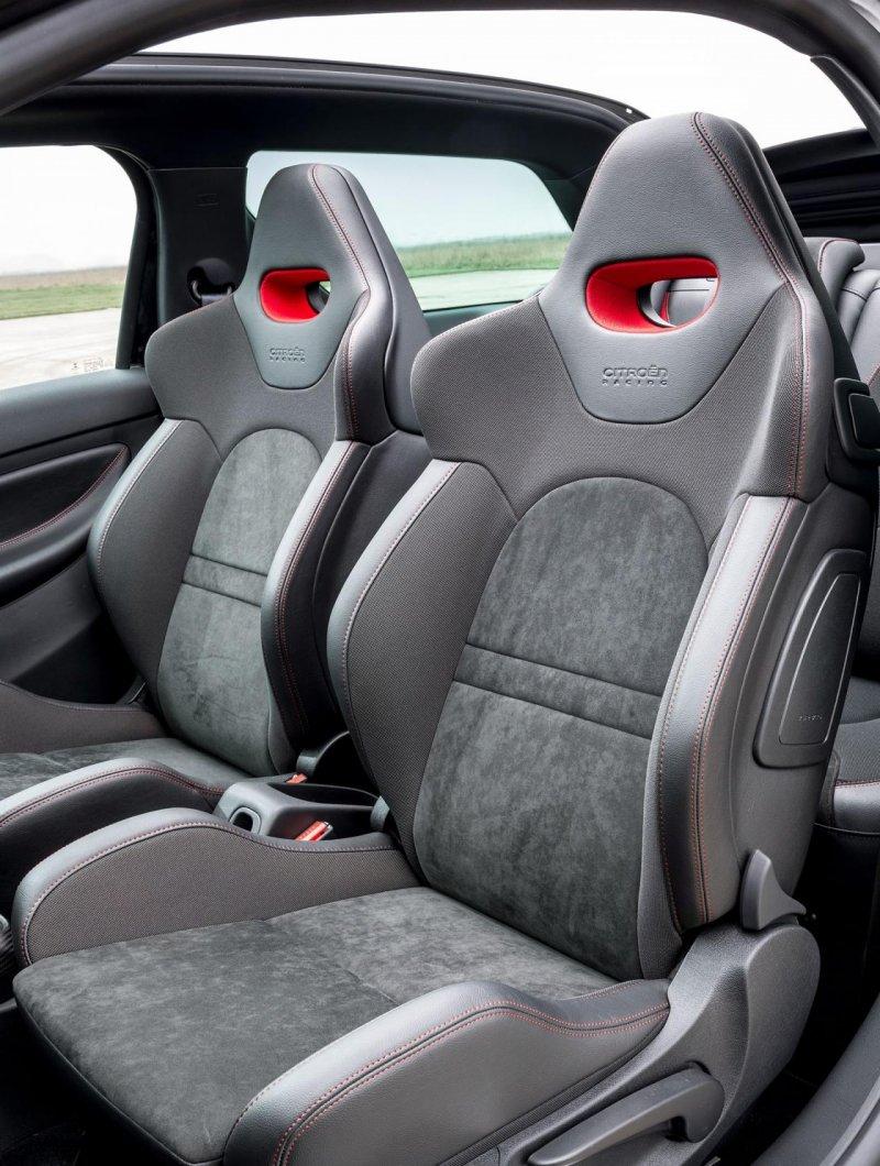 Citroen выпустил 100 экземпляров DS3 Cabrio Racing