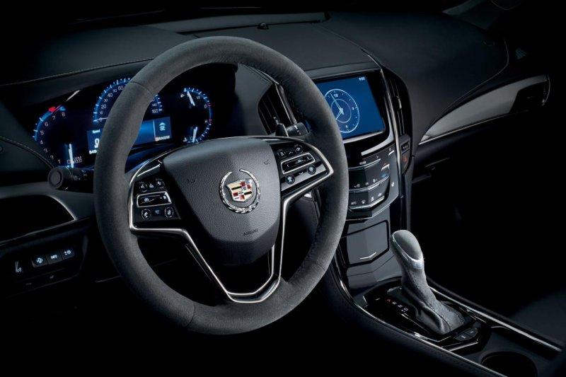 Cadillac выпустил спецверсию ATS Crimson Sport Edition