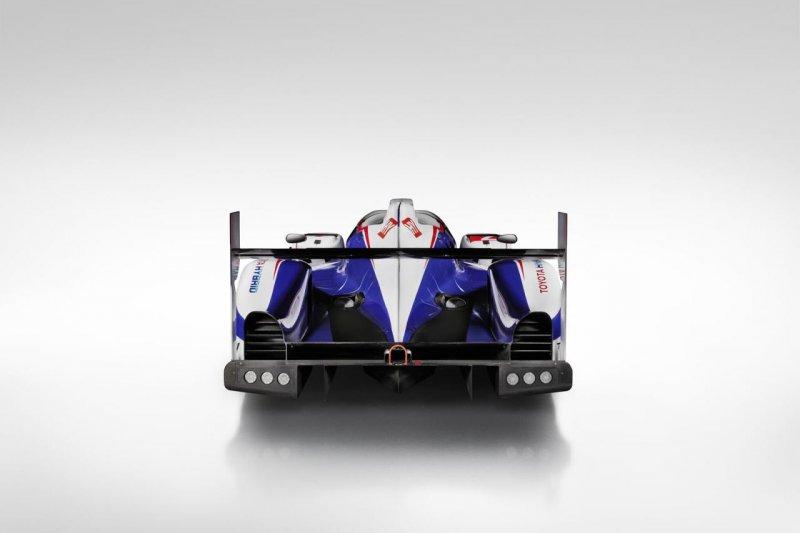 Toyota построила 1000-сильный гоночный болид TS040 Hybrid