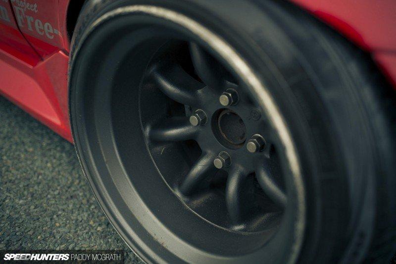 Toyota Trueno GT Apex AE86 - дрифт-кар из Ирландии