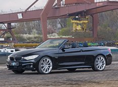 BMW 4-Series Convertible в тюнинге Hartge