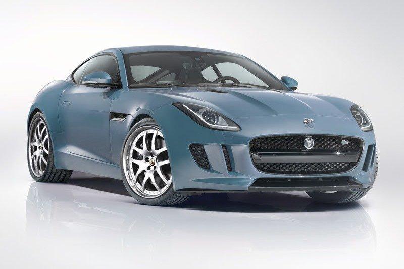Jaguar F-Type в исполнении Arden