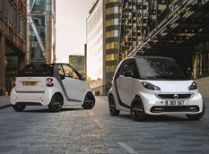 Smart выпустил стильный сити-кар Fortwo Grandstyle Edition