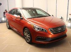 Нью-Йорк 2014: Hyundai Sonata 2015 для США