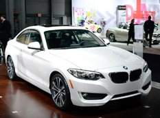 Нью-Йорк 2014: BMW 228i Coupe Track Handling Package
