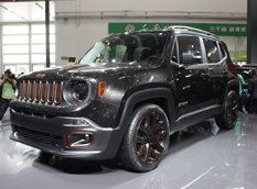 Пекин 2014: Jeep Renegade Zi You Xia Concept