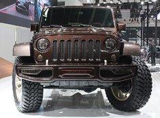 Пекин 2014: Jeep Wrangler Sundancer Concept
