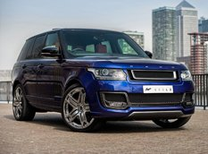 A. Kahn Design представил Range Rover 600-LE Luxury Edition