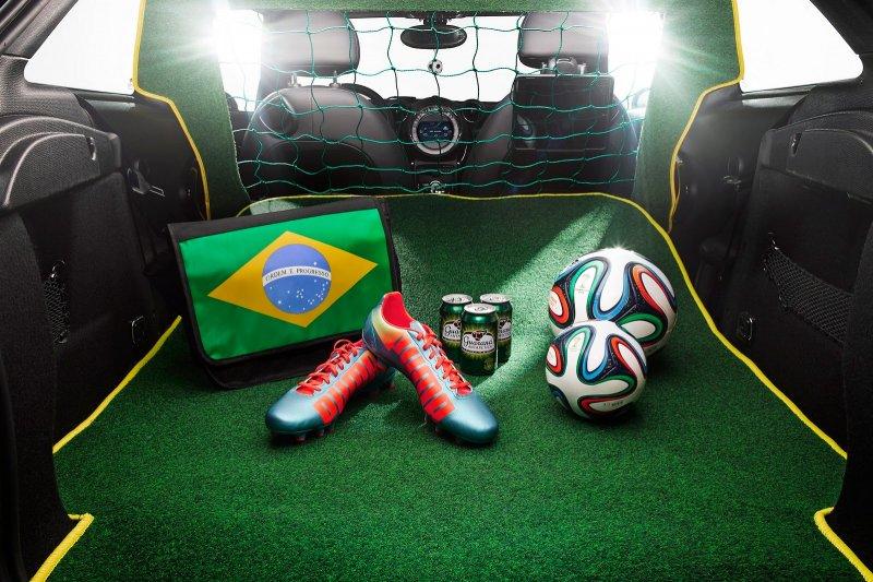 MINI представил Paceman GoalCooper Edition