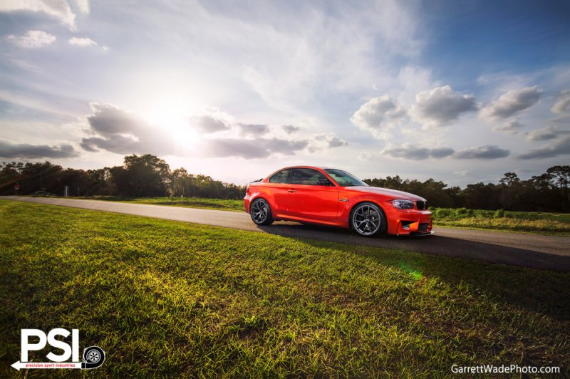 BMW 1-Series M Coupe от Precision Sport Industries