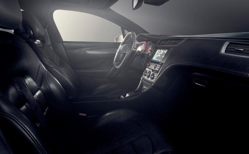 Citroen построил 300-сильный концепт DS 5LS R