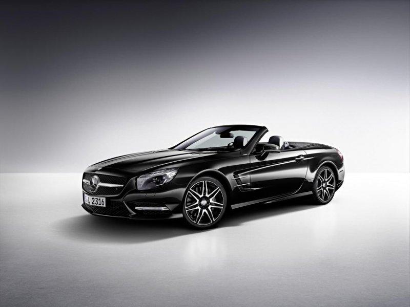 Mercedes-Benz заменил версию SL350 на SL400