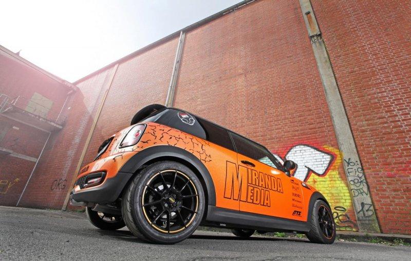 Cam Shaft и PP-Performance доработали Mini Cooper S