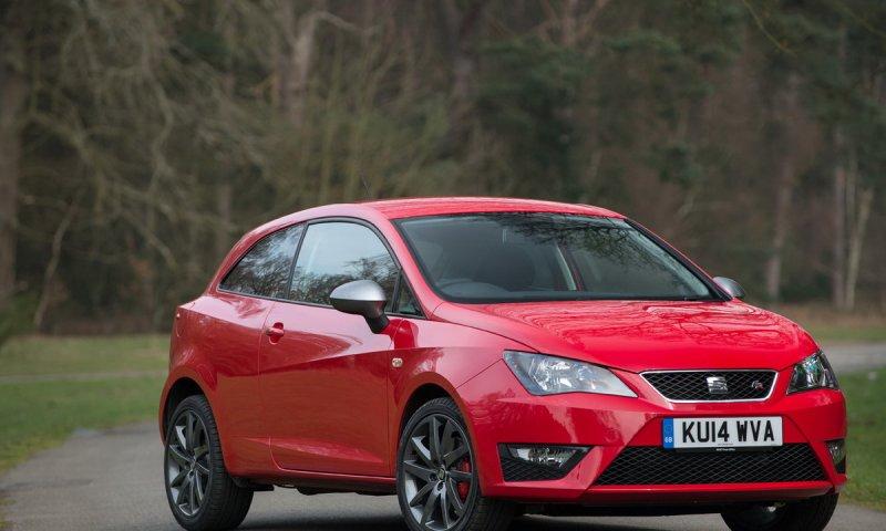 SEAT Ibiza FR оснастили новым двигателем 1.4 TSI ACT