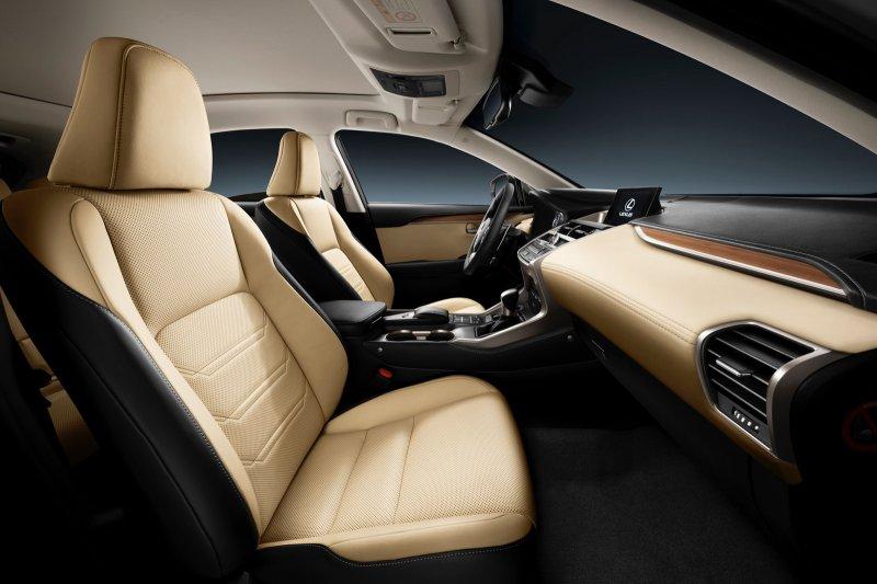 Lexus рассекретил компактный кроссовер NX
