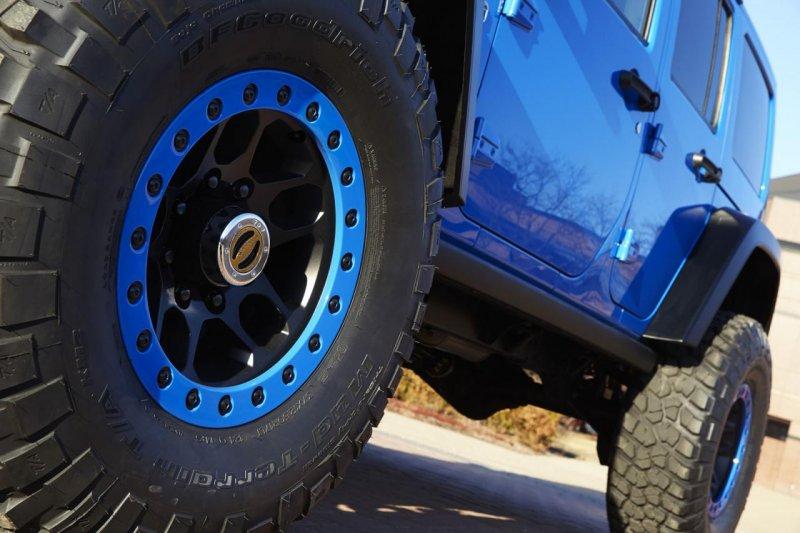 Jeep подготовил Wrangler MOJO и Wrangler Maximum Performance