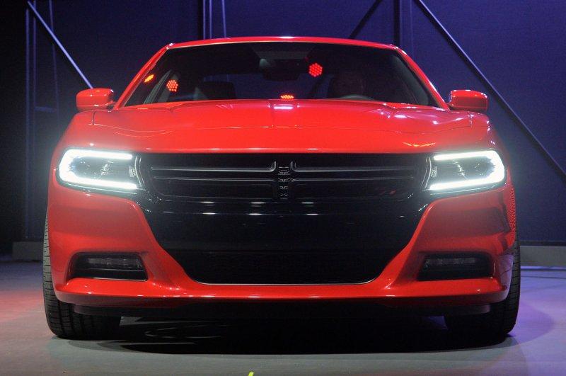 Нью-Йорк 2014: Dodge показал Charger 2015