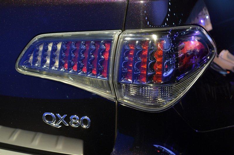 Нью-Йорк 2014: Infiniti презентовал рестайлинговый QX80