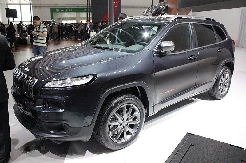 Пекин 2014: Jeep Cherokee Sageland и Cherokee Urbane