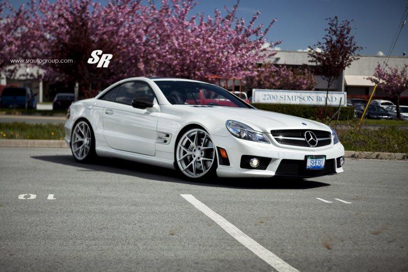 Mercedes-Benz SL63 AMG от SR Auto Group