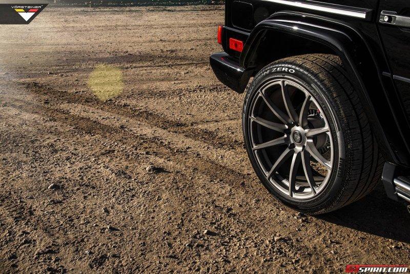 Mercedes-Benz G63 AMG от Vorsteiner
