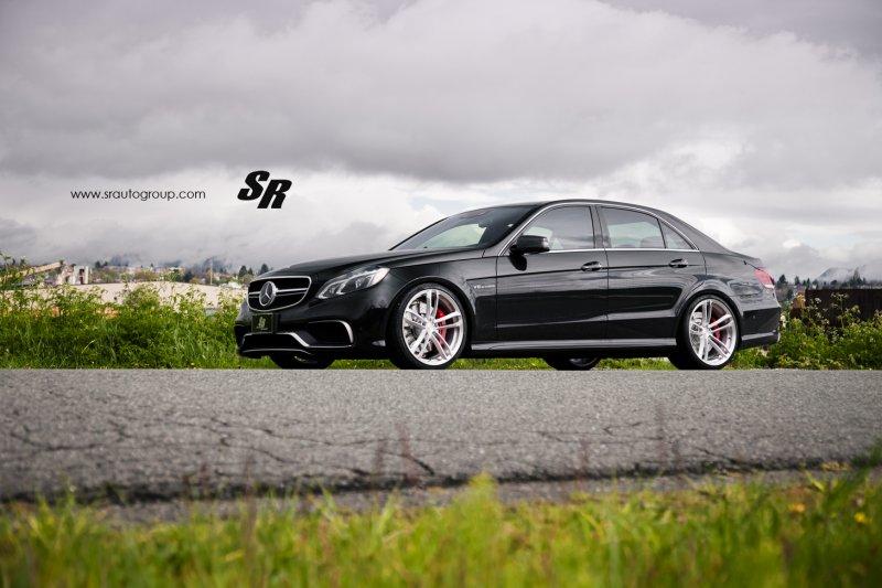 Mercedes-Benz E63 AMG в тюнинге SR Auto Group