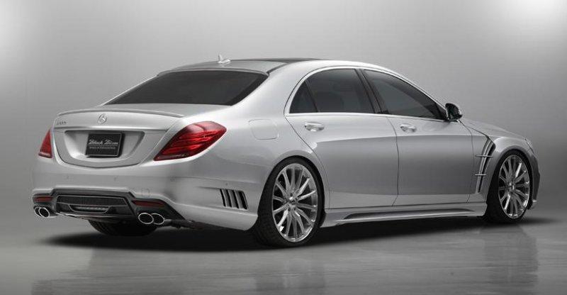 Wald International готовит пакет для Mercedes-Benz S-Class W222