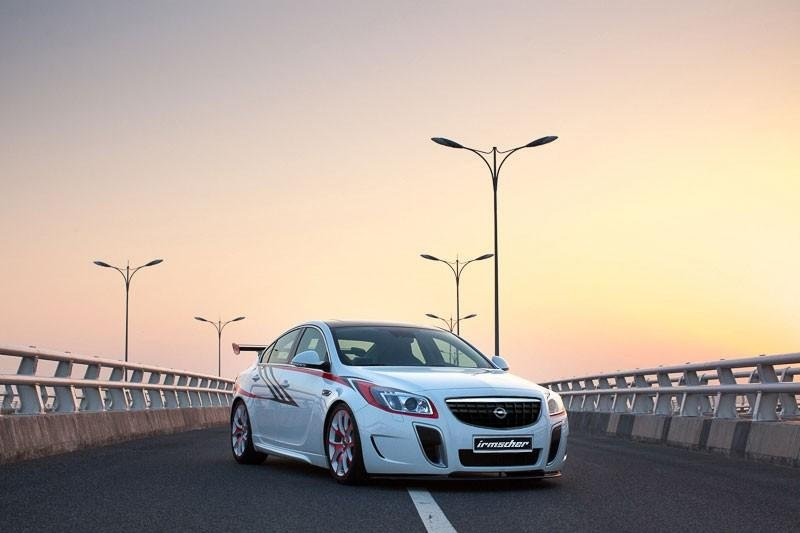 Opel Insignia OPC is3 concept от Irmscher