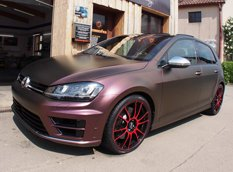 Volkswagen Golf R 7 от SchwabenFolia