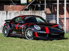 Porsche 911 Turbo S (991) от Edo Competition