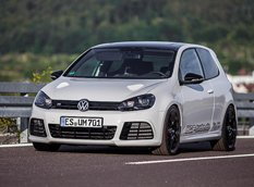732-сильный Volkswagen Golf R 3.6 Bi-Turbo от HGP-turbo