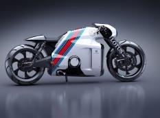 Компания Lotus представила свой первый мотоцикл C-01