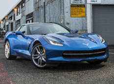 Тест-драйв Chevrolet Corvette Stingray (2014)