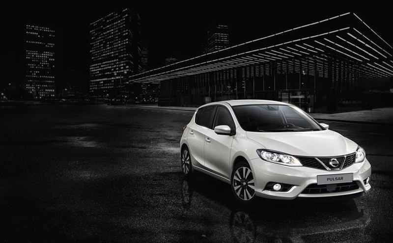 Nissan рассекретил новый европейский хэтчбек Pulsar