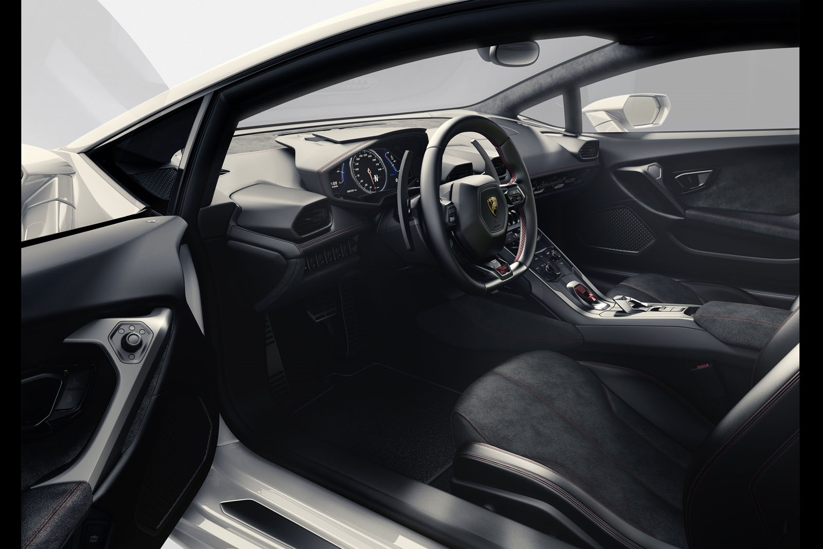 Тест-драйв Lamborghini Huracan (2015)