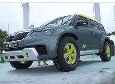 Wörthersee 2014: Skoda показала кроссовер Yeti Xtreme