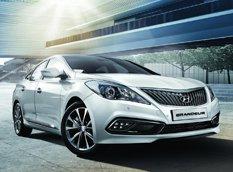 Hyundai Grandeur пережил рестайлинг и получил дизельный мотор