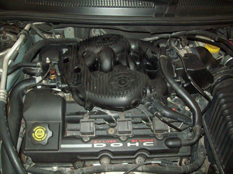 Chrysler Sebring стилизовали под Bentley Continental GTC