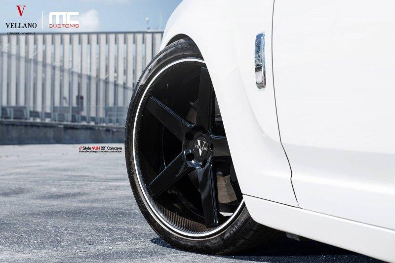Rolls-Royce Ghost в тюнинге MC Customs