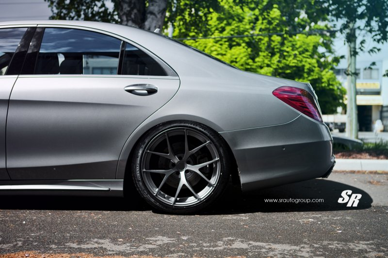 Mercedes-Benz S-Class W222 от SR Auto Group