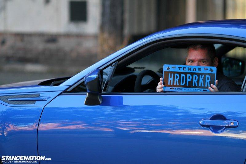 Subaru BRZ HRDPRKR от Proper Garage выставлен на торги