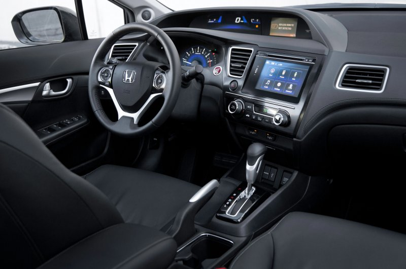 Тест-драйв Honda Civic Sedan (2014)