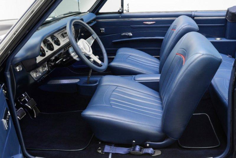 RK Motorsports продает Pontiac GTO Convertible 1965 года