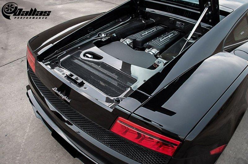 Lamborghini Gallardo LP570-4 Superleggera TT от Dallas Performance