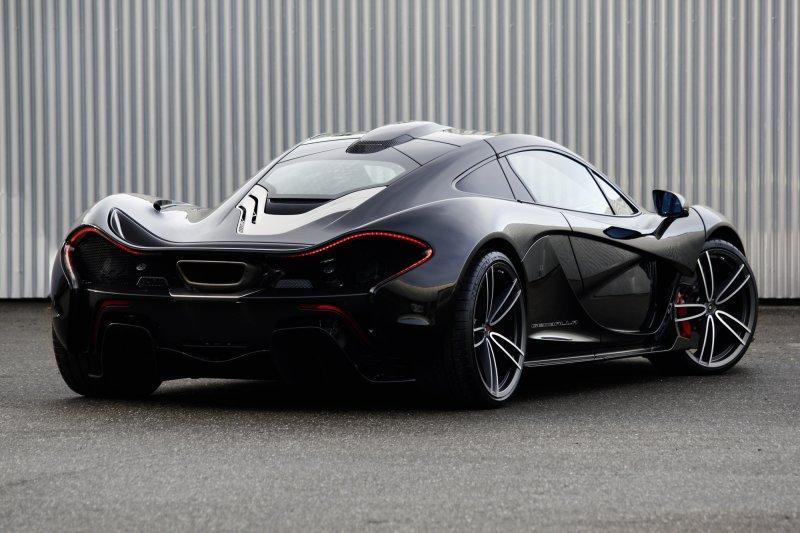 Ателье Gemballa разработало диски для суперкара McLaren P1