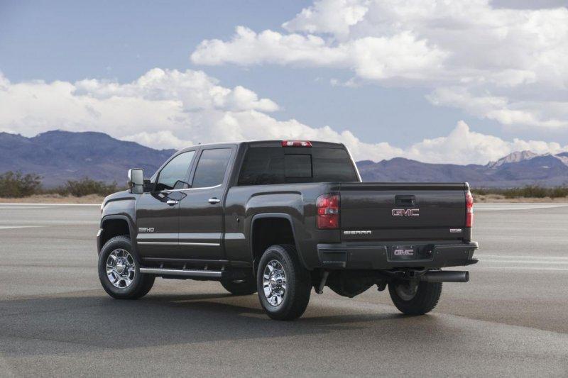 GMC представил топовый вседорожный пикап Sierra All Terrain HD