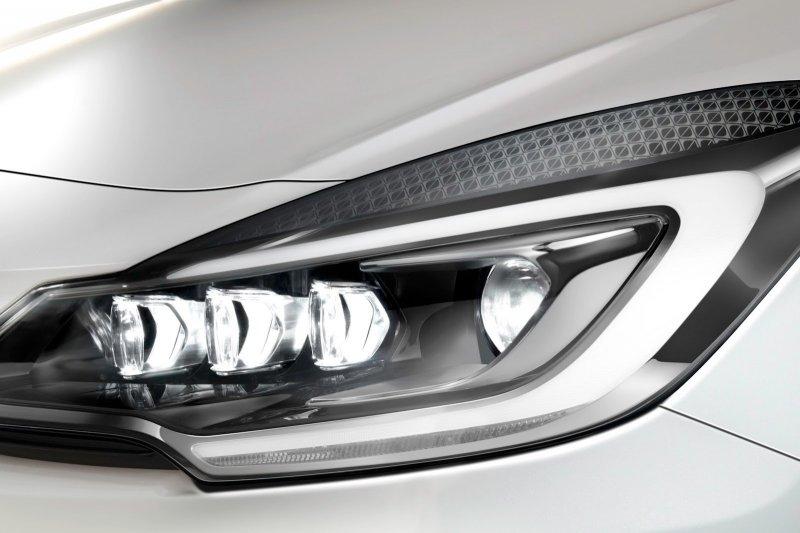Citroen представил DS3 2015-го модельного года
