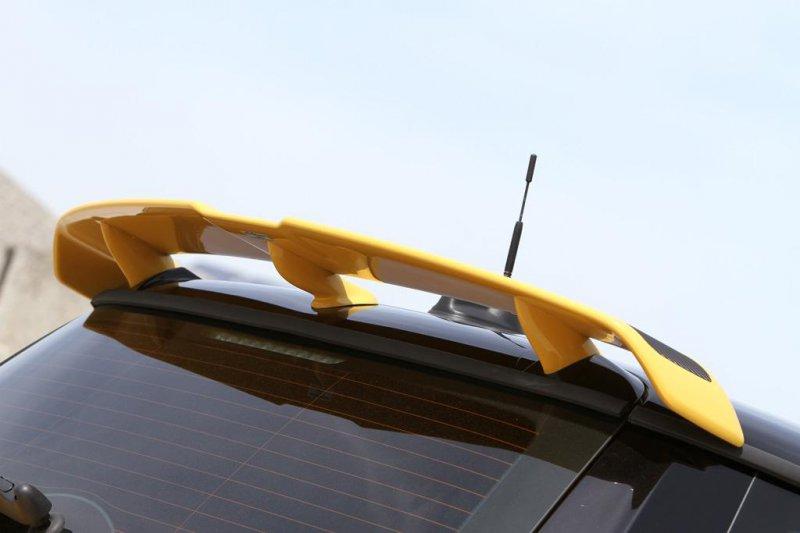 MINI Cooper S R56 в исполнении тюнинг-ателье Minitune