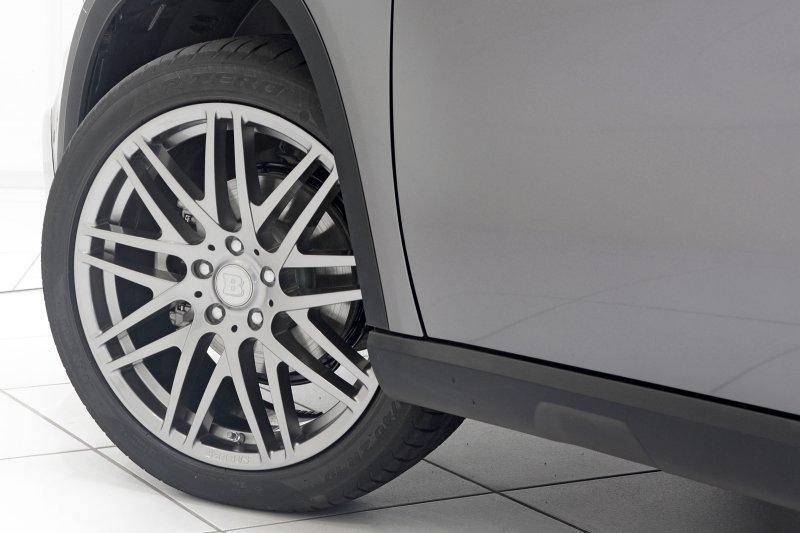 Mercedes-Benz GLA в тюнинге Brabus