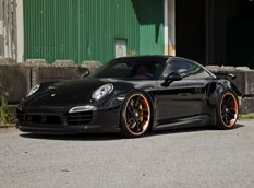 Porsche 911 Turbo S (991) от SR Auto Group